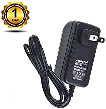 ABLEGRID 6V AC/DC Adapter for Sony SRS-BTM8 SRSBTM8 SRS-BTMB Portable NFC Bluetooth Wireless Speaker System 6VDC Power Supply Cord Cable PS Wall Home Charger Mains PSU