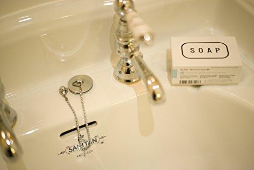 たくさんの石鹸の商品が溢れるこの時代。シンプルに、石鹸のあるべき原点を突き詰めているのが、「THE SOAP(ザ ソープ)」です。