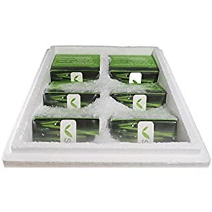 Agrospr Outs Organic Wheatgrass Juice Sprouts Shots Half-year Box Tiefgefroren/Austrian Farming/Straight From The Farmer at 301:Isfreetorrent
