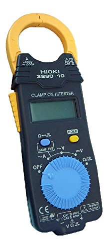 Hioki 3280-10 FMI Digital Clamp On Meter For AC Only