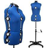 Blue 13 Dials Female Fabric...