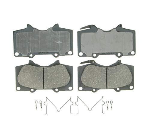 Wagner ZD976 Ceramic Disc Brake Pad Set