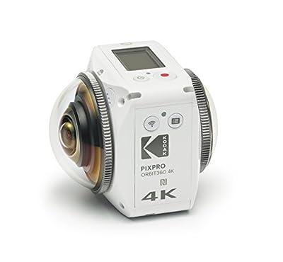 Kodak Pixpro Orbit360 4k 360? VR Camera