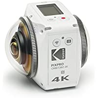 Kodak Pixpro ORBIT360 4K 360-Degree VR Camera Satellite Pack