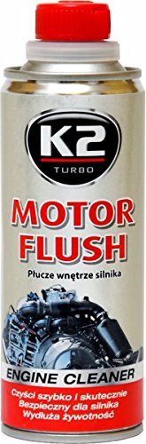 K2, Motor Flush Motorreiniger, reinigt das Innere des Motors, Motorreinigung, Motorspülung, Motorwäsche, 250ml