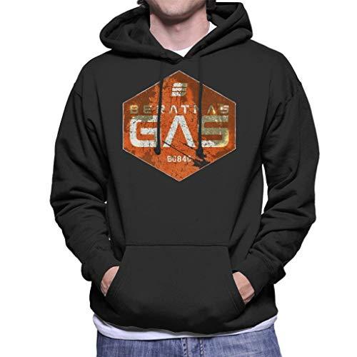 Beratnas Gas Sign The Expanse Men's Hooded Sweatshirt XXL