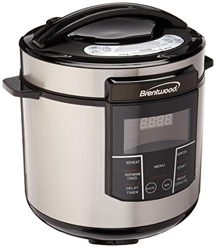 Brentwood pressure Cooker,