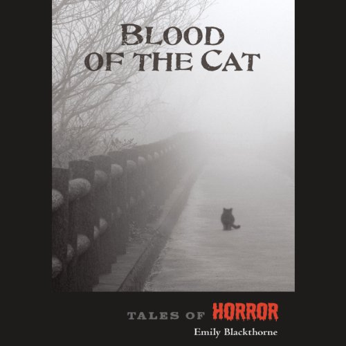 Blood of the Cat audiobook cover art