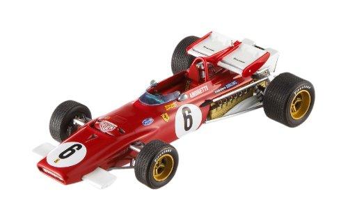 Hot Wheels Elite Ferrari 312 B M. Andretti South Africa GP 1971
