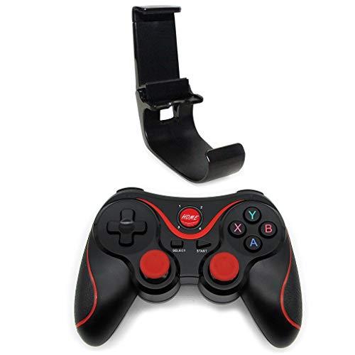 Controlador de juego Lowral, Joystick inalámbrico inteligente, Gamepad Bluetooth, mando a distancia para juegos