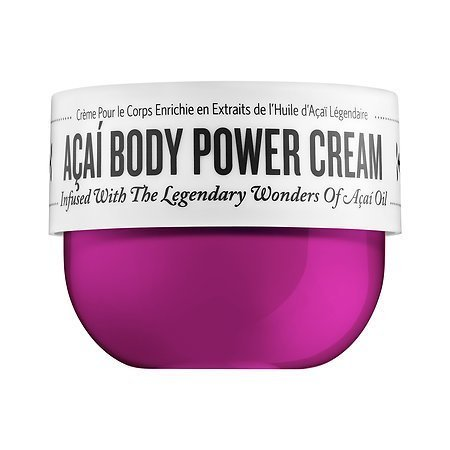 Sol de Janeiro Açaí Body Power Cream 8.1 oz/ 240 mL