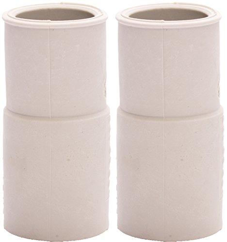 2 adaptadores de manguera de desagüe Pangaea Tech de 19/21 mm para lavadora y lavavajillas/desagüe