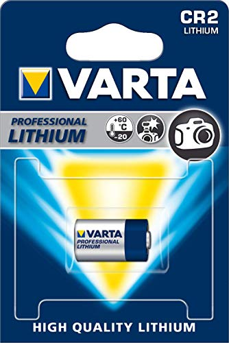 Varta Batterie Professinal Litihium 6206 CR2 3V 1er-Bli