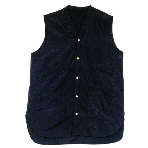 Cricket Cover Up Vest Invest - Black