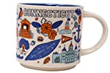 Starbucks Connecticut Tasse Been There Serie der Welt, Collection