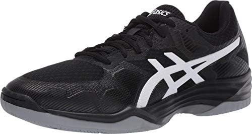 ASICS Men s Gel Tactic 2 Training Shoes 10 5M Black White product image