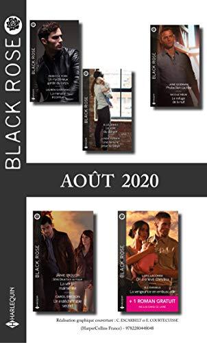 Pack mensuel Black Rose : 10 romans + 1 gratuit (Août 2020) (French Edition)