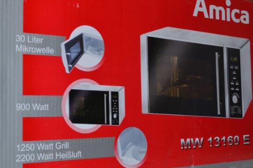 Amica MW 13160 E Mikrowelle / 30 L / 900 W