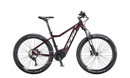 KTM Macina Race 271 Glory Bosch Elektro Mountain Bike 2020 (S/43cm, Deepurple/White)