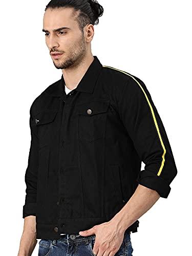 VOXATI Men's Denim Jacket