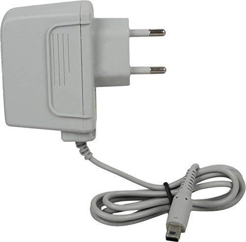 Chargeur secteur compatible console 3DS, 3DS xl, New 3DS, 2DS, DSI xl, DSI (câble, alimentation, transfo) - Game story (vendeur français)