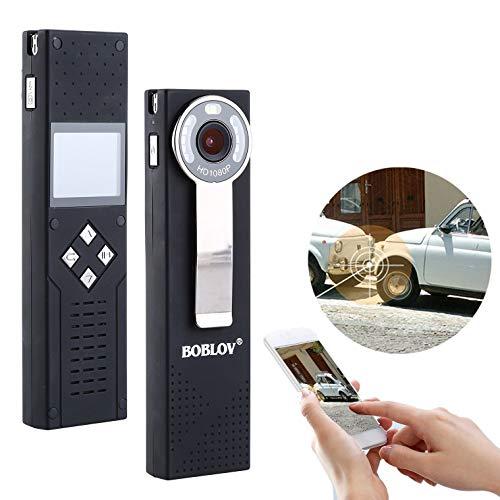 """MXBIN HD95-AIT-1080P 1.5 HD WiFi IR-Nachtsicht-Körper getragen Sicherheit Mini-Kamera Loop Record MOV Vi"""" Werkzeuge zur Reparatur von Ersatzteilen (Color : Memory 32GB)"""