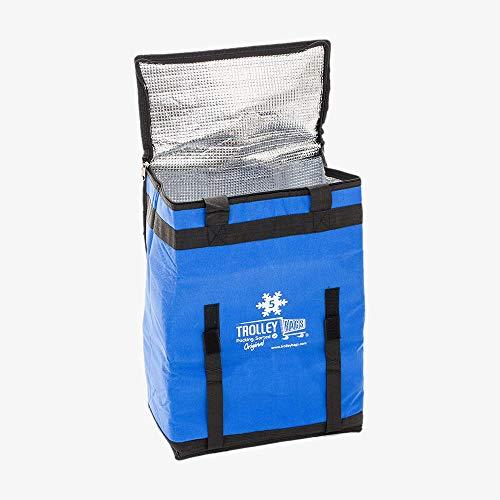 Trolley Bags TB005 Bolso de la carretilla, color azul (Royal Blue)