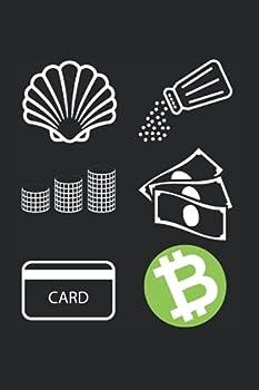 Die Evolution des Geldes Bitcoin Cash BCH Cryptocurrency  DIN A5 Liniert 120 Seiten / 60 Blätter Notizbuch Notizheft Notiz-Block Lustige Bitcoin Cash BCH Crypto & Blockchain Designs  German Edition