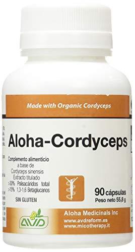 Avd Reform Aloha-Cordyceps 90Cap. 1 Unidad 200 g