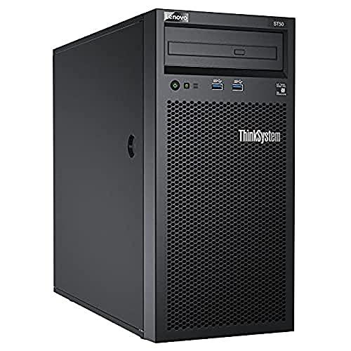 Lenovo Servidor ST50 Xeon E-2226G, SW Raid, 2xS4510 480GB, 1x16GB