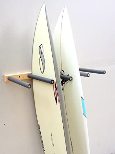 Vertical free shipping Surfboard Max 74% OFF Storage Rack