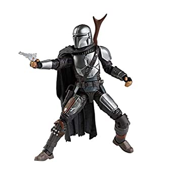 Star Wars The Black Series The Mandalorian Toy 6-Inch-Scale Collectible Action Figure Toys for Kids Ages 4 and Up