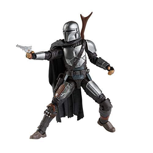 Star Wars The Black Series The Mandalorian 15 cm große Action-Figur zum Sammeln, Spielzeug für Kids ab 4 Jahren