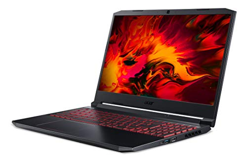 Acer Nitro 5 AN515-55-71GL Notebook Gaming con Processore Intel Core i7-10750H, Ram 16 GB, 1024 GB PCIe NVMe SSD, Display 15.6