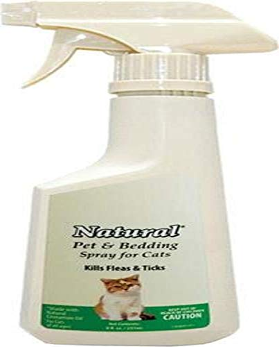 Natural Chemistry De Flea Cat Pet & Bed Spray