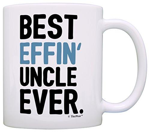 Best Effin Uncle Mug