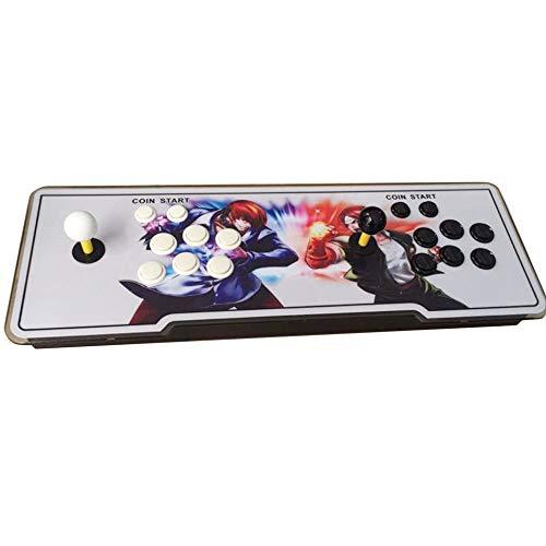 LZL 846 In 1 Home Juego de Consola de Juegos multijugador Arcade Juego Doble Consola Joystick Mezclado: Amazon.es: Hogar