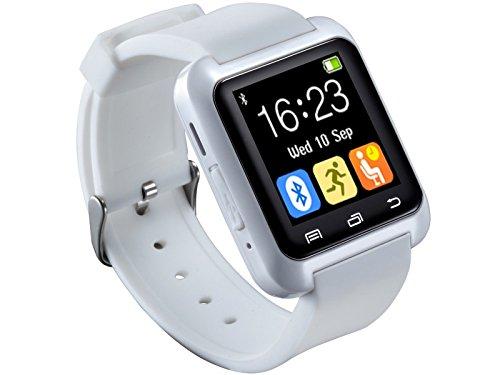 Wearable Bluetooth Smart Watch U80Salud observar Manos Libres Llamada para smartphone tipos de dormir de recuerdo de monitor
