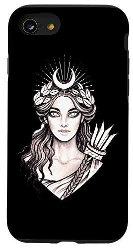 iPhone SE (2020) / 7 / 8 Artemis Hunt Goddess - Greek Mythology Ancient Greece Hunter Case