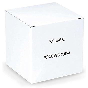 KT&C KPC-E190NUDV 750TVL Miniature Bullet Camera