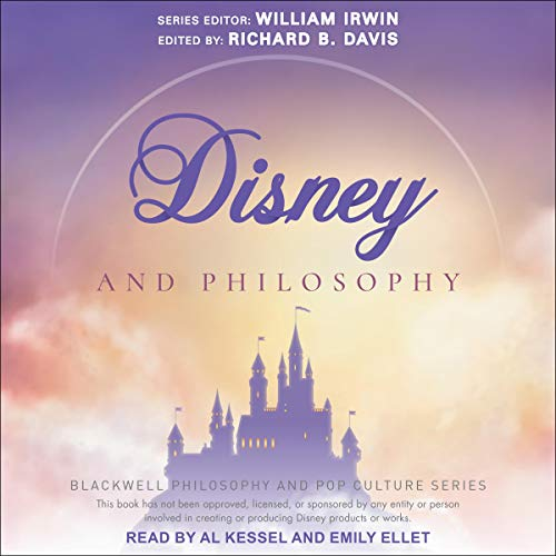 Disney and Philosophy cover art