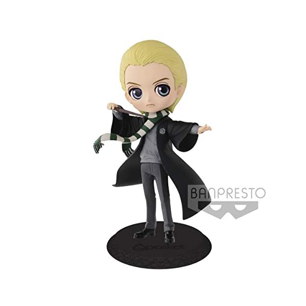 HARRY POTTER - Figurine Q Posket Draco 14cm 1