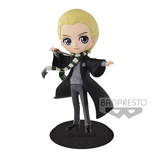 HARRY POTTER - Figurine Q Posket Draco 14cm