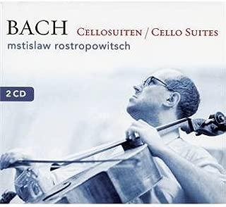 Bach Cello Suites Six Suites for solo cello BWV 1007-1012