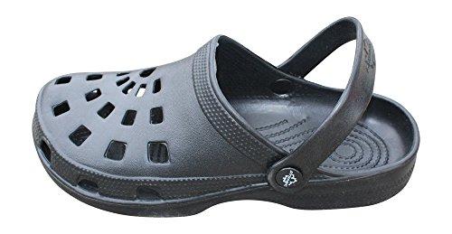 Antonio tuinschoenen dames superlicht pantoffels clogs slappen badschoenen rubber tuinclogs clogs clogs clocks