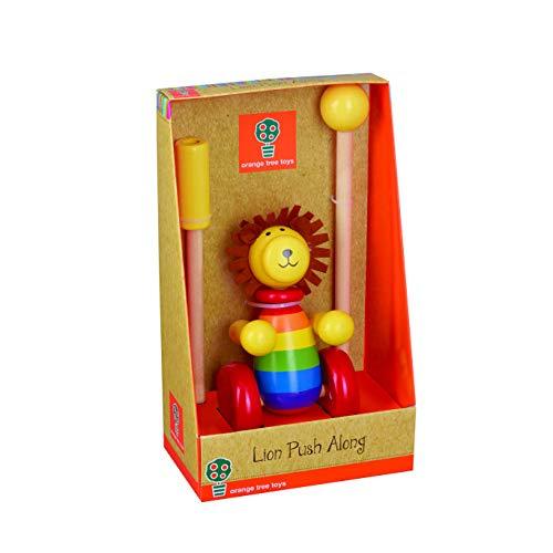 Orange Tree Toys Lion dans Une boîte