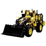 GODNECE Juego de luces LED para construcción, juego de luces LED para construcción de juguetes compatibles con Lego Technic 42030 Volvo L350F y cargador de rueda (no incluido).