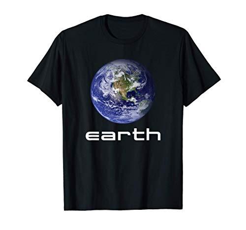 Sonnensystem Planet Erde Weltraum Astronomie Weltall T-Shirt