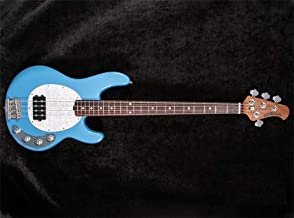 Ernie Ball Music Man Stingray Special 4 H - Chopper Blue with Rosewood Fingerboard
