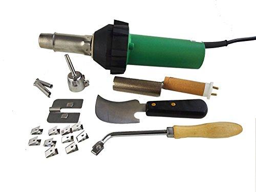 Alta calidad 220v 50hz 1600w soldador de aire caliente